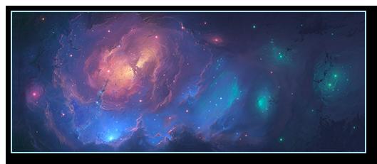 Sunset Nebula by cosmicspark