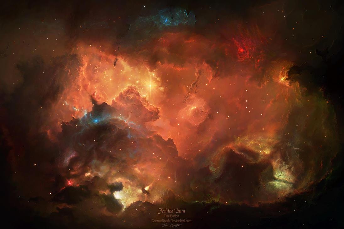 Feel the Burn by cosmicspark