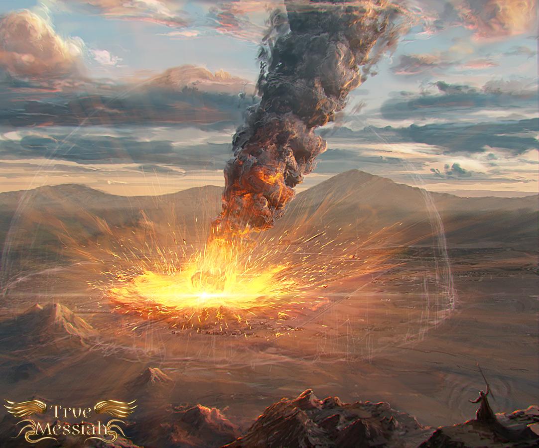 True Messiah - Meteor Strike