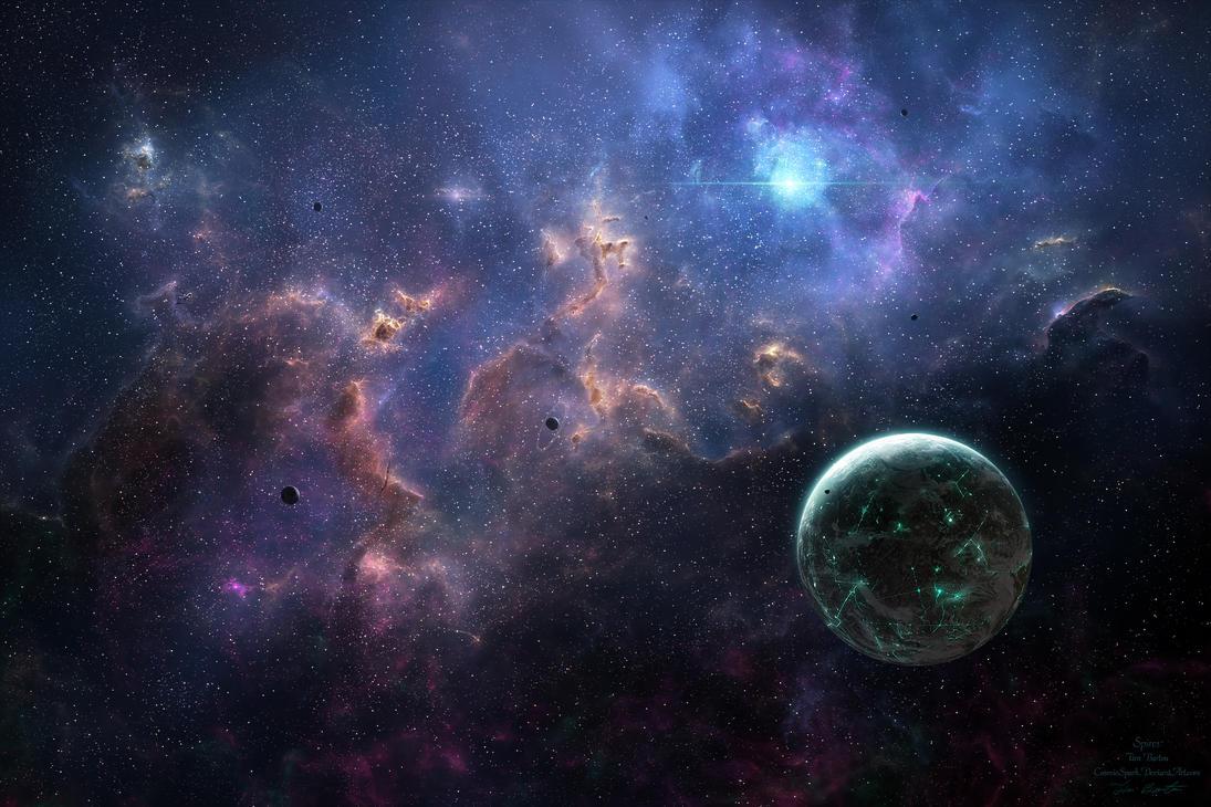 Spires by cosmicspark