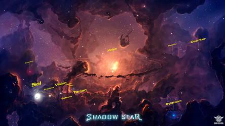 Shadow Star Nebula Concept (Commission)