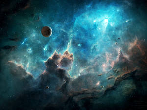 Galactic Cave