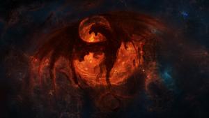 Dragon Nebula Commission for StudioFOV