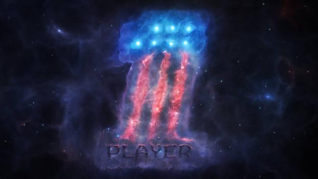 Player 1 Artwork Commission