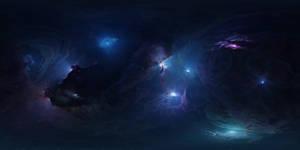 Blender Space Skybox 1