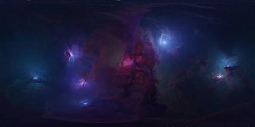 Blender Space Skybox 15