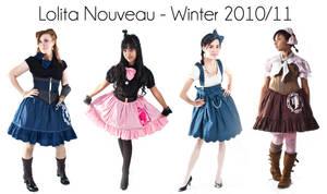 Nouveau Winter by HelenaTears