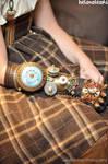 Marielas Brass Knuckles - I by HelenaTears