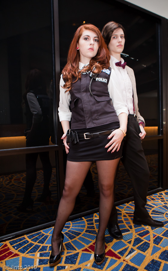 The Girl Who Waited - Amy Pond by HelenaTears