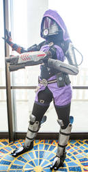 Full Body Tali - Mass Effect by HelenaTears