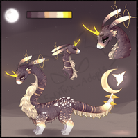 Dragon OTA (CLOSED) by EntxTrix-Adopts