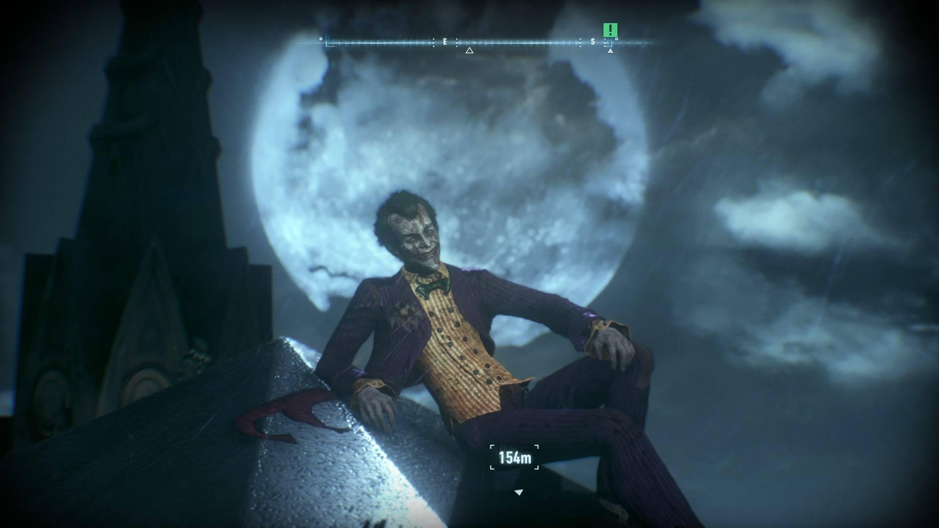 Batman Arkham Knight: Chillin Joker by InsaneButcher on ...