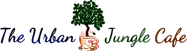 The Urban Jungle Cafe Logo by nerdermily