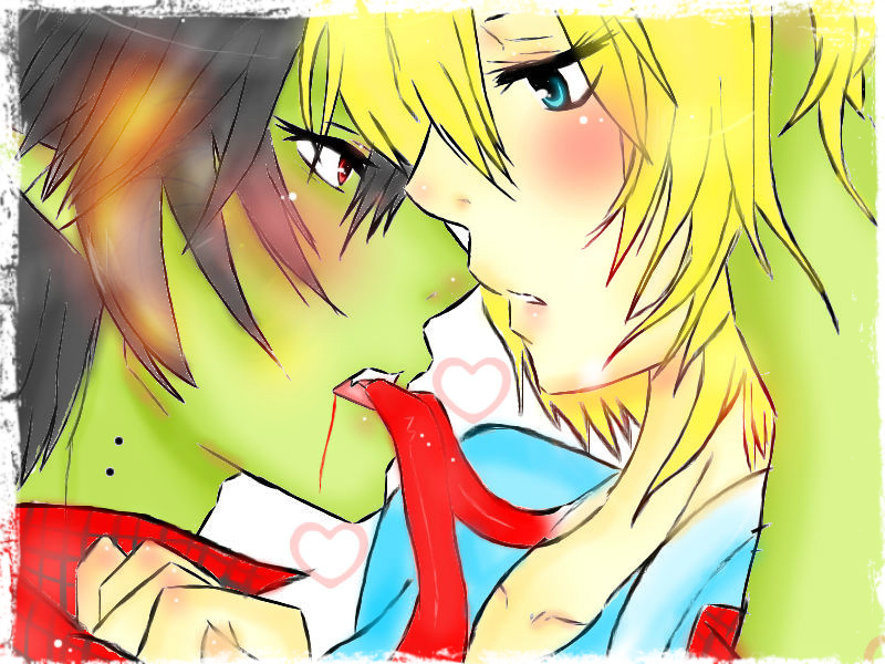 Fionna And Marshall Lee By Invader-celes On DeviantArt