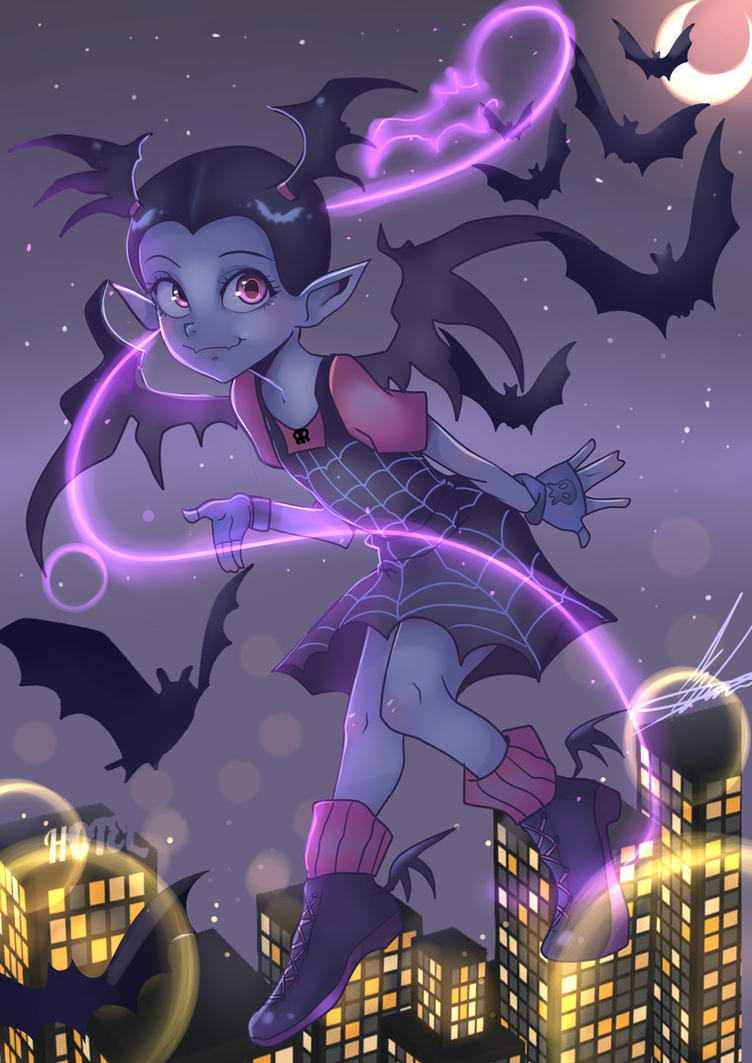 vampirina by Invader-celes