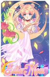 princess serenity by Invader-celes