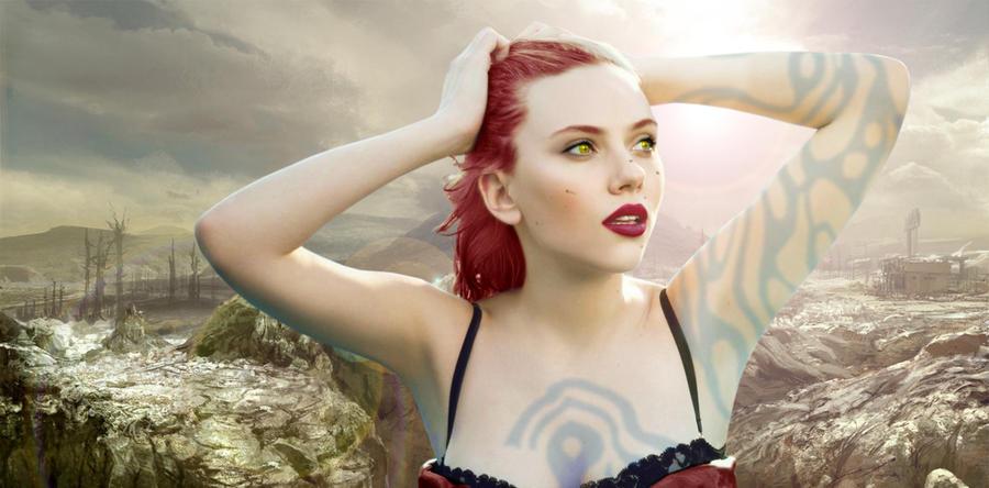 The Siren by ToxicFlint