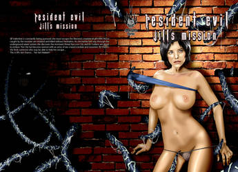 Jills Mission - Cover by ToxicFlint