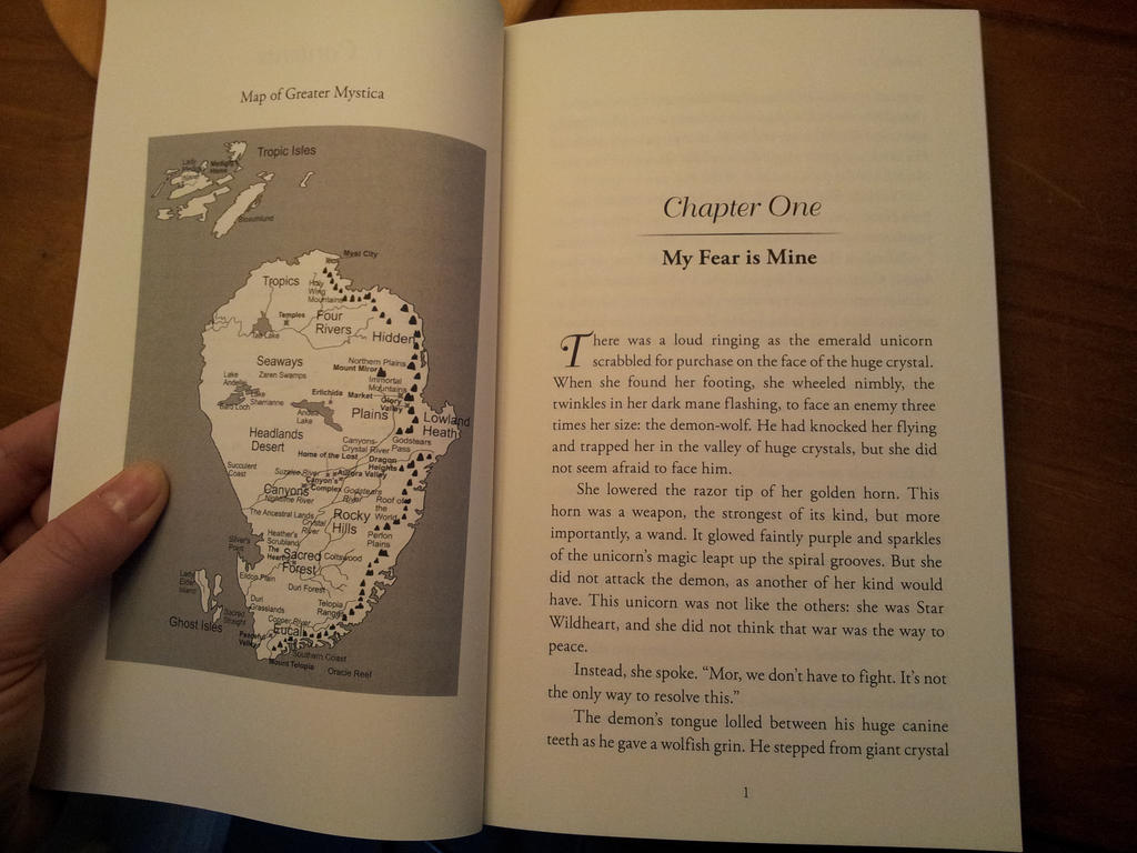 map and chapter 1 by Esseld