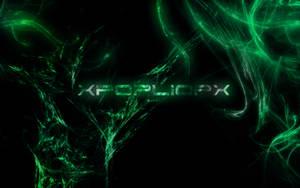 XPoPlioPX Logo Photoshop by PoPlioP