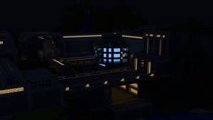 Minecraft Night Blue Power by PoPlioP