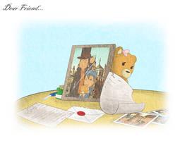 Dear Friend... by WHATiFGirl
