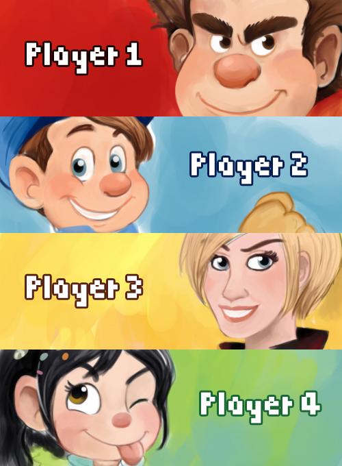 Players Start by WHATiFGirl