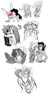 National OC Kissing Day by WHATiFGirl