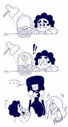Pearl Egg by WHATiFGirl