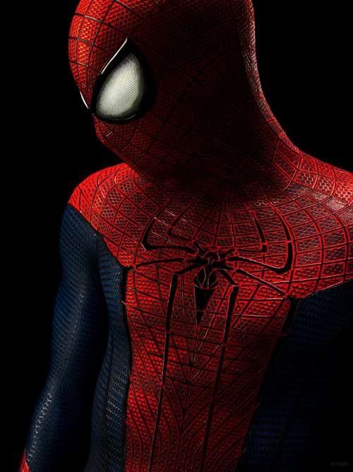 The Amazing Spider-Man costume with TASM2 eyes by rkm424 ...