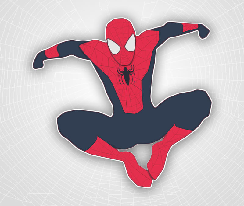 Spider-Man: Civil War Suit (2016) by rkm424