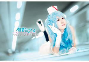 Project Diva 2: Spacy Nurse 01