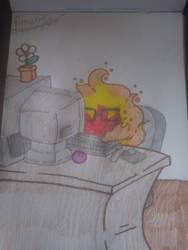 FireWork by pokeyinmypocket