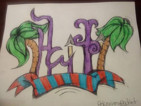 Haiti (drawing)