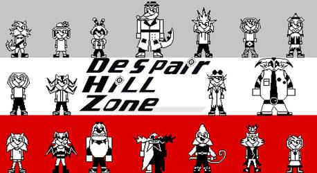 Despair Hill Zone cover