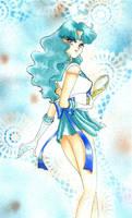 Sailor Neptune and talisman