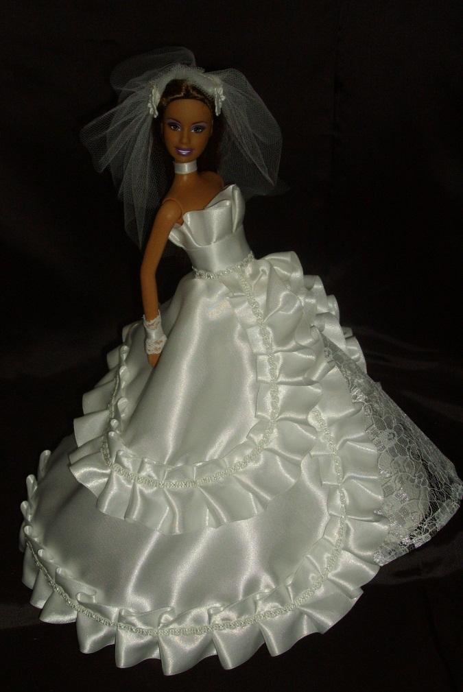 barbie sposa ooak 3 by ladymadge on deviantart