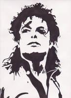 Michael Jackson,the king by ladymadge