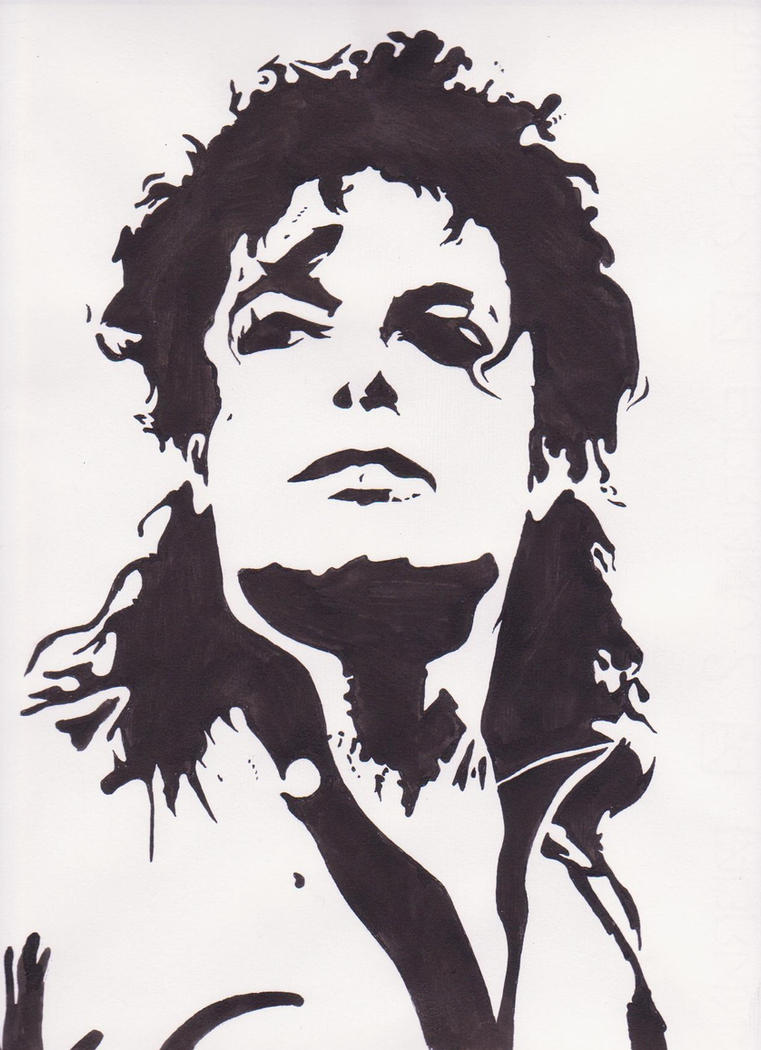 Michael Jackson,the king by ladymadge