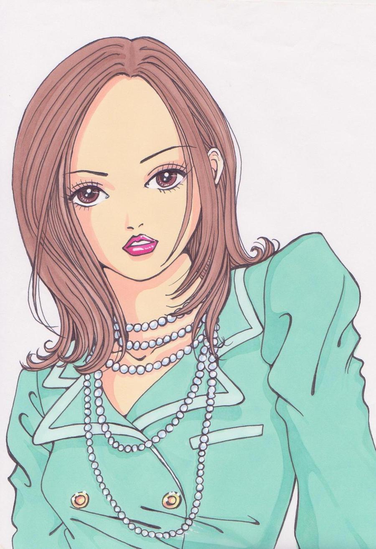 "Nana ""Hachiko"" by ladymadge on deviantART"
