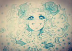 Candy (sketching) by ladymadge