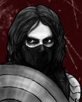the winter soldier by ballvvashing
