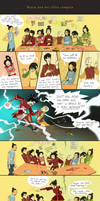 Azula and her little complex