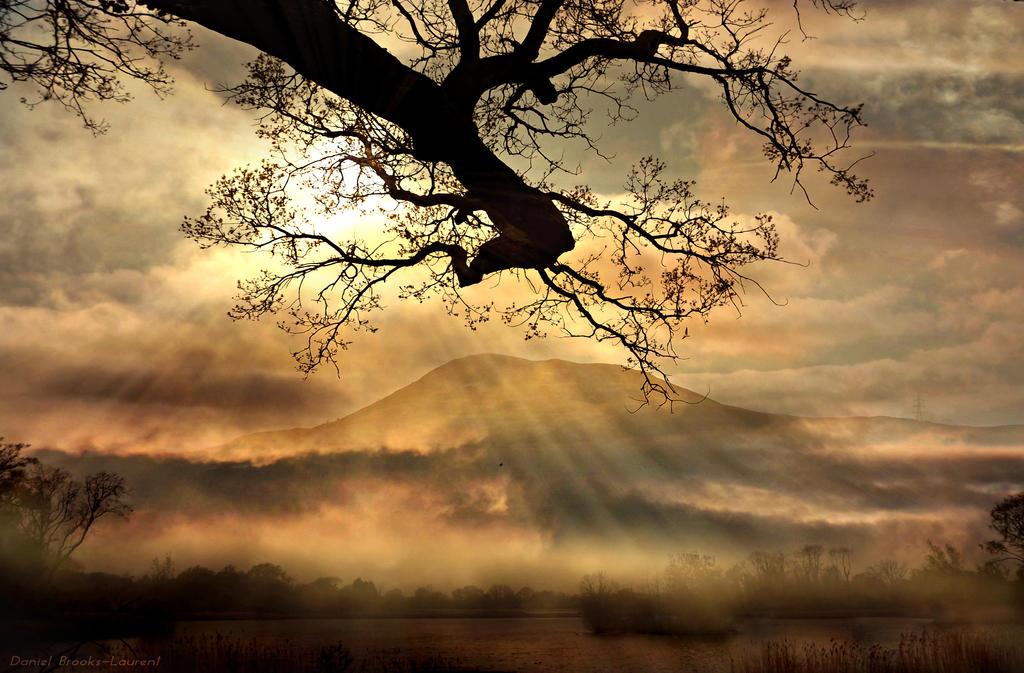 Blufeld in the Sky by DanielBrooksLaurent