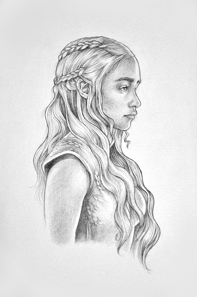 Khaleesi by Billy-zam