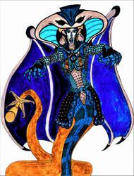 Silver-Serpent Viper-Vixen Queen