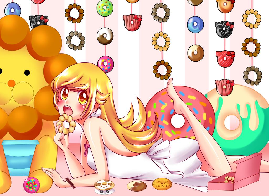 Shinobu's Donuts by NatiiLuv