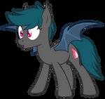 Pitaya bat pony