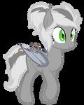 Vinca the bat pony