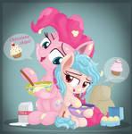 Pinkie Pie and Cozy Glow